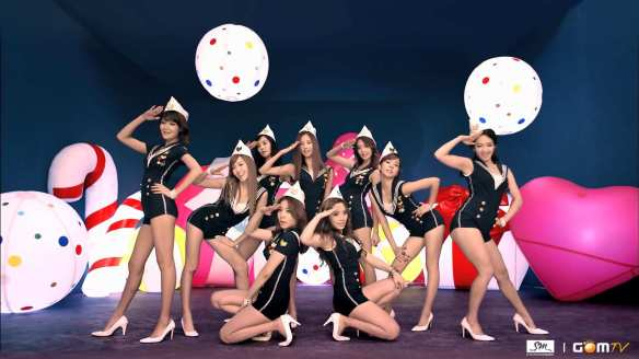 121201 SNSD Costume - Genie