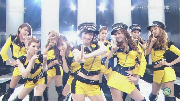 121201 SNSD - Mr Taxi (2011)