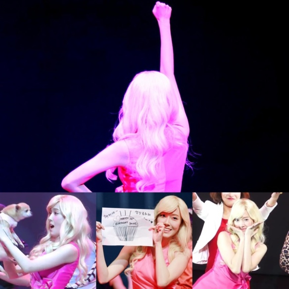 130220 Legally Blonde - Fan Photos