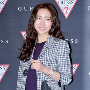 1503 Shin Se Kyung Guess Watch