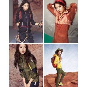 1504 Park Shin Hye Millet Instagram