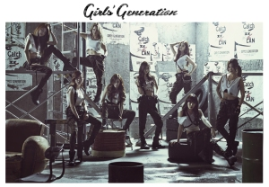 1504 SNSD Catch Me If You Can