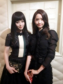 1604 Yoona - Louis Vuitton (with Fan Bingbing)