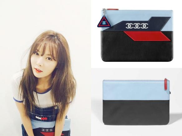 1605 Hyuna - Chanel