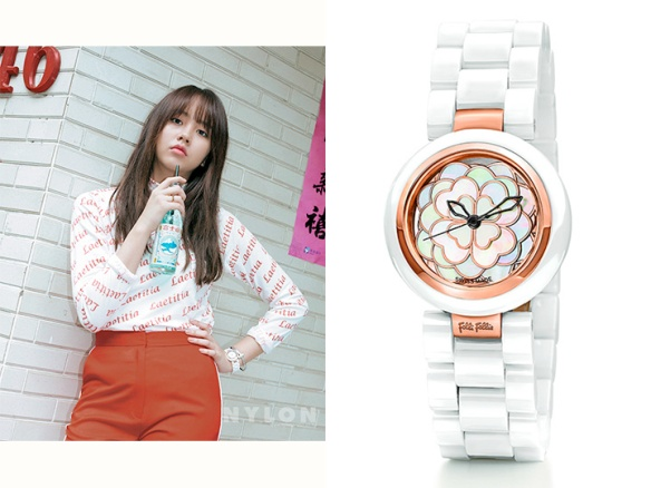 1605 Kim So Hyun - Folli Follie (Nylon)_2