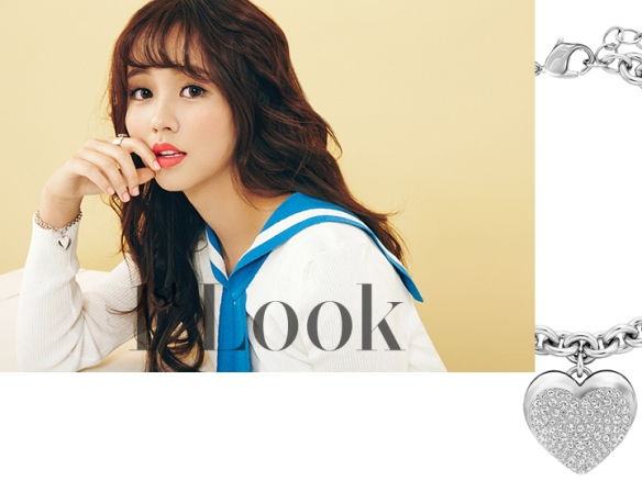 1605 Kim So Hyun - Swarovski