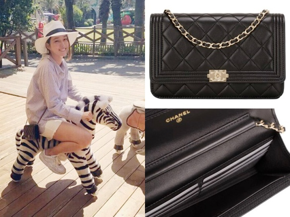 1605 Lee Min Jung - Chanel