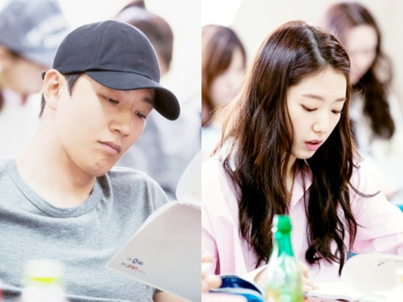 1605 Park Shin Hye and Kim Rae Won - Doctors_1