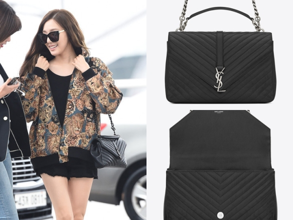 1605 Tiffany - ysl (airport to Taipei)