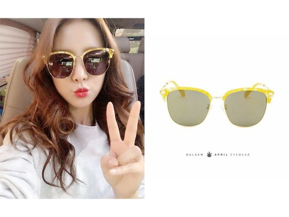 1606 Kim So Eun - April Eyewear