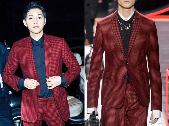 1606 Song Joong Ki - Dior (Vogue)