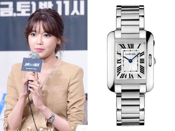 1606 Sooyoung - Cartier