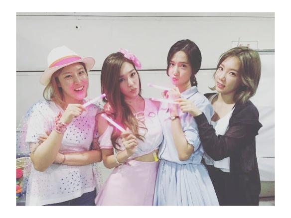 1606 Tiffany, Yoona, Taeyeon - Weekend