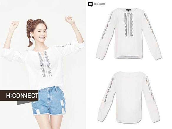 1606 Yoona - HConnect (Weibo)