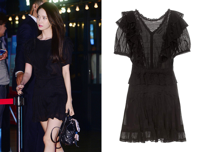 1606 Yoona - Isabel Marant (The Truth Beneath)