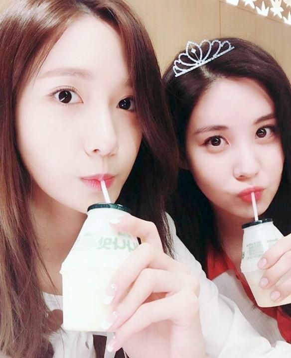1606 Yoona - Seohyun Birthday