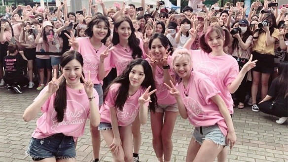1708 SNSD - Holiday To Remember