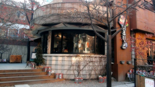Coffee Shop Korea-1