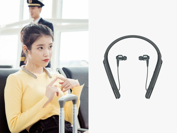 1710 Bluetooth Headphones - IU