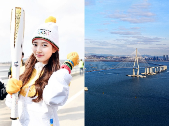 1711 Suzy - PyeongChang Olympic Torch_1