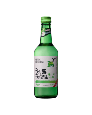 Flavored Soju - Chum Churum Apple