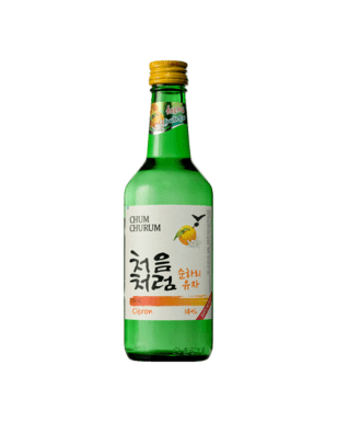 Flavored Soju - Chum Churum Citron