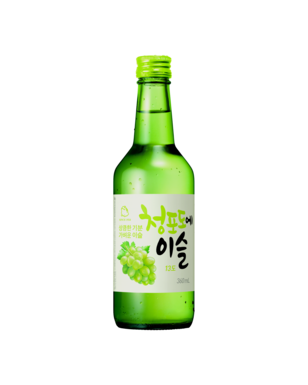Flavored Soju - Jinro Green Grape