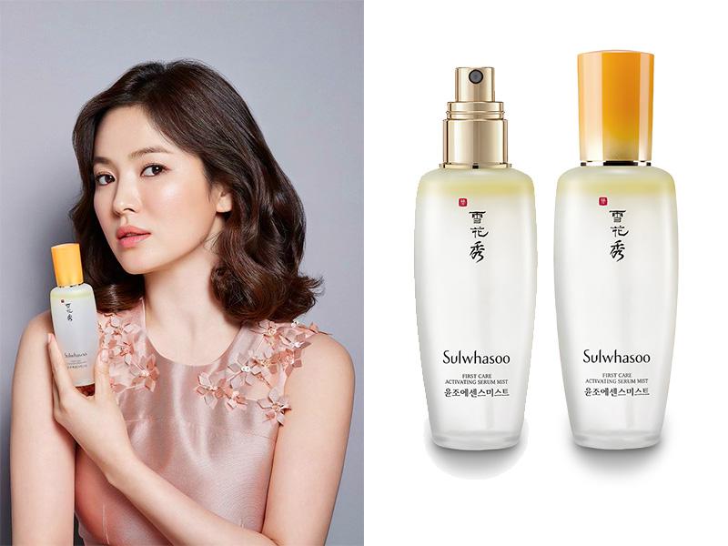1806 Song Hye Kyo - Sulwhasoo