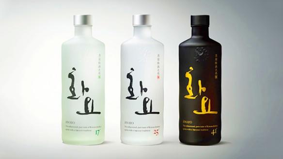 1808 Premium Soju - Hwayo