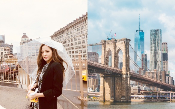 1809 BLACKPINK Jisoo - Brooklyn Bridge
