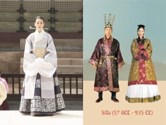 Hanbok Silla - Han Hyo Joo